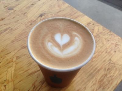 ブルーボトルコーヒー カプチーノ